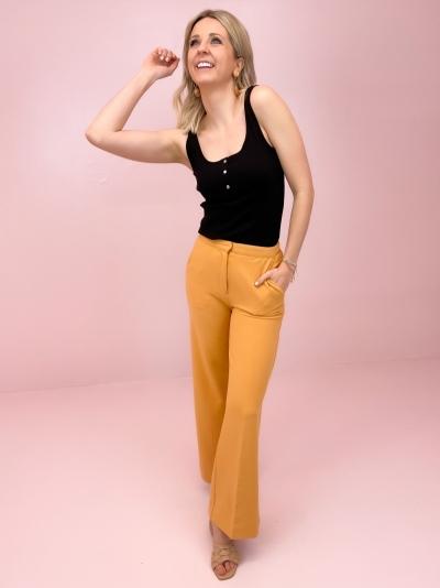 Moore pants orange