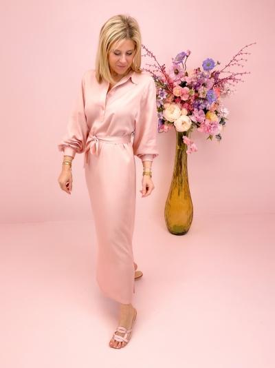 Douce Dress dusty pink