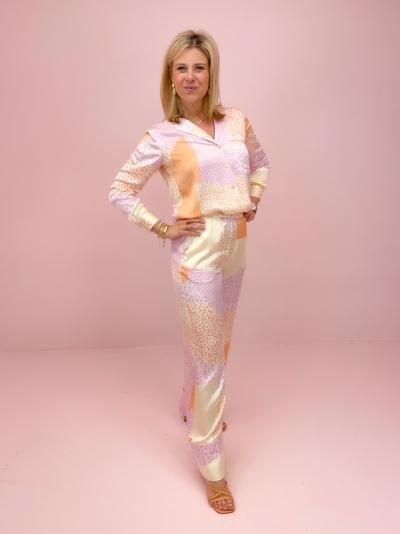 Delmar blouse Delmar print