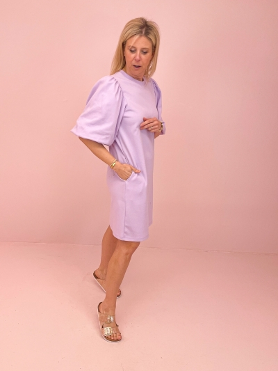 Jess dress lavender