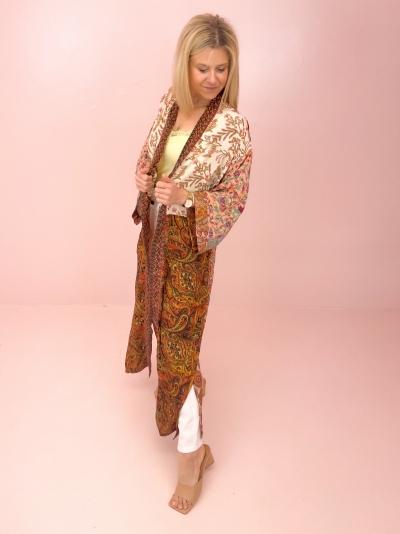Kimono patchwork 10 logo