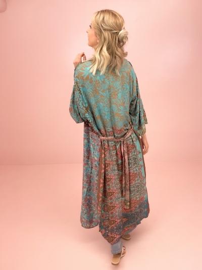Kimono patchwork 11 multi patch