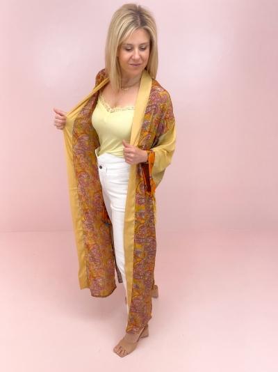 Kimono patchwork 14 multi patch
