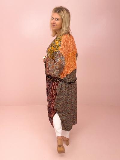 Kimono patchwork 16 multi patch