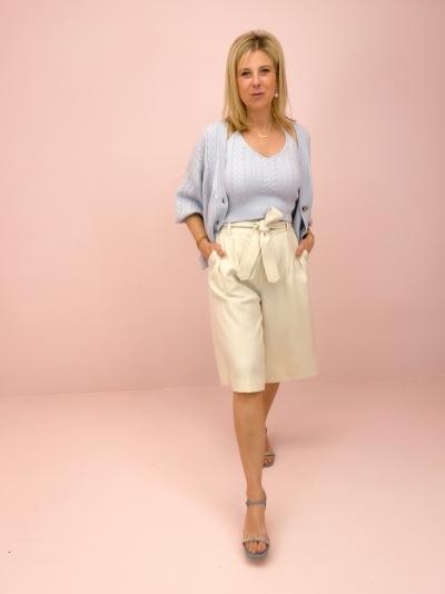 Klara shorts moonbeam
