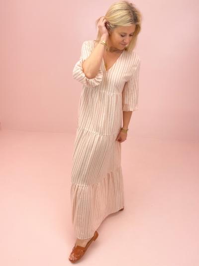 Camma dress Beige