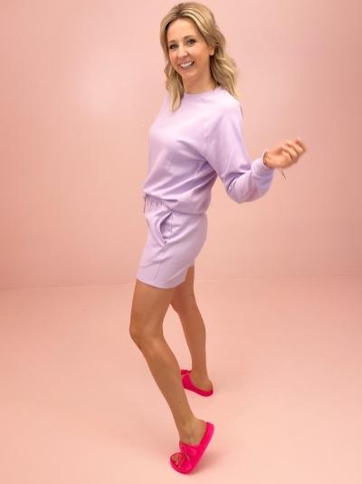 Myrah sweater lavender