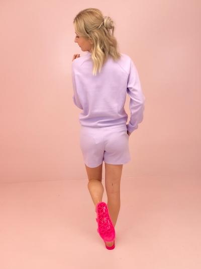 Christalia short lavender