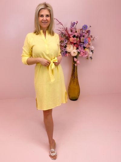 Renetta dress sunshine