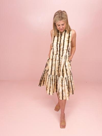 Poeto Midi dress 1023