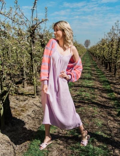 Avery dress Lilac