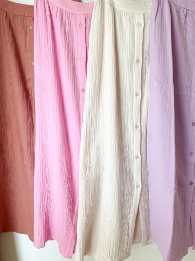Aranka skirt pink/Brown