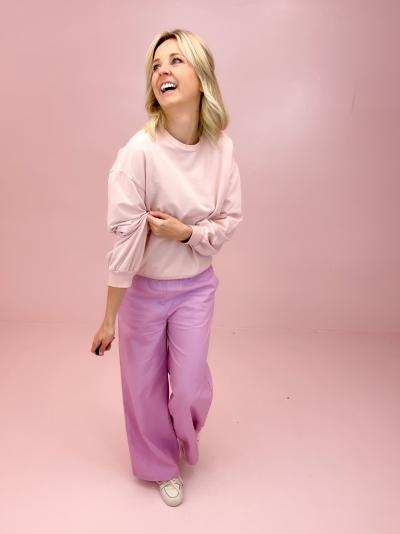 Tatum sweatshirt rose