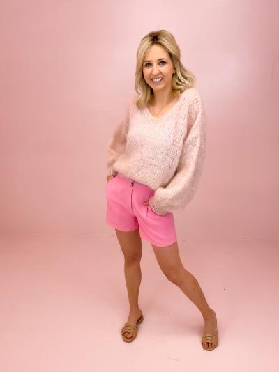 Trish Short pink