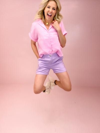 Trish Short lilac