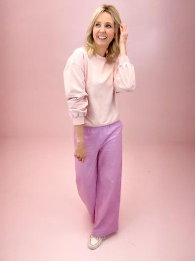 Doris pants lilac