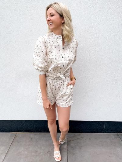 Minsk shorts bright white