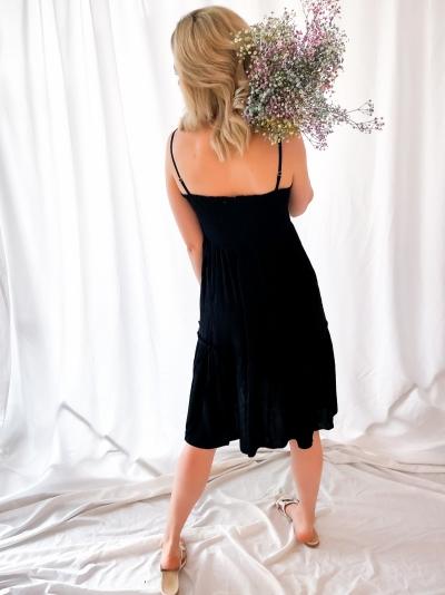 Asmoro Helly dress black