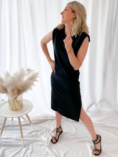 Alessah Stivian dress black