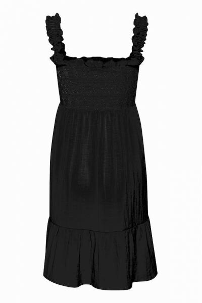 Iona dress black