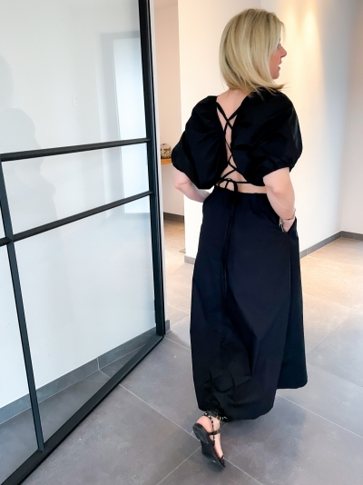 Svala dress black
