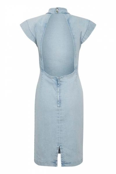 Drewi dress light blue vint