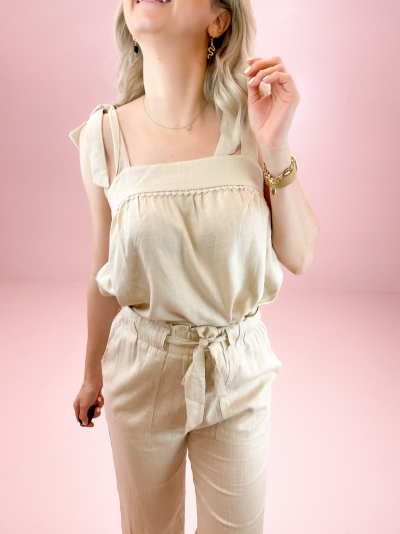 Madeire pants beige