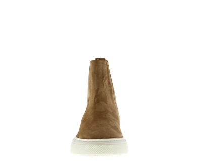 Alex boots camel
