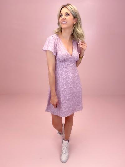 Flowy Mini Dress logo