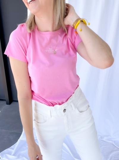 CC T-shirt Rose