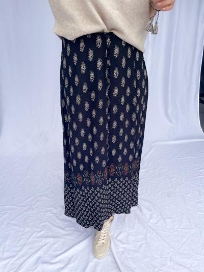 New Eva skirt black