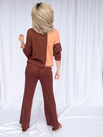 Kali pants cappucino