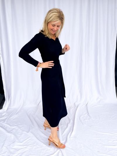 Margaret dress black