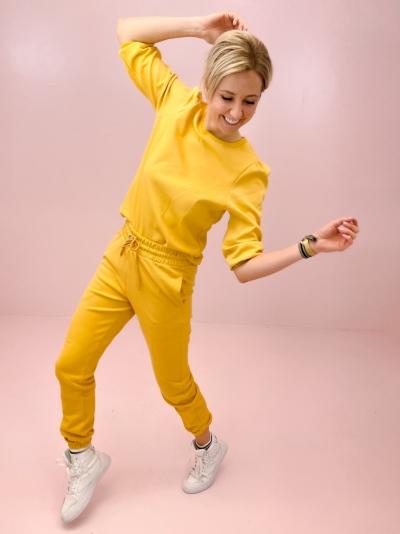 Jess Nema pants logo
