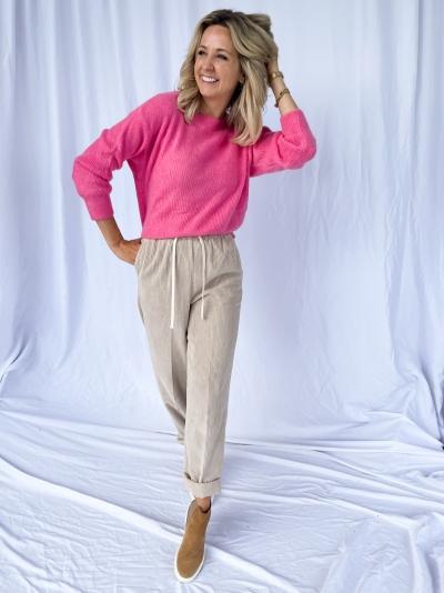 Carotte broek masti