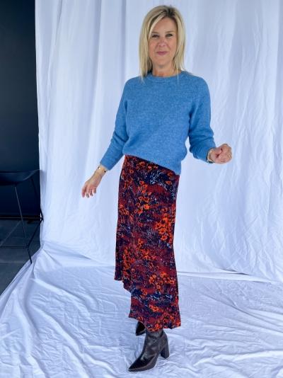 Andina skirt fired crepitus