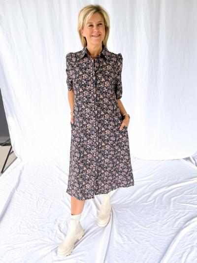 Rheanne Jumelle dress rheanne print