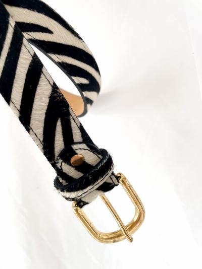 Animal ceinture logo
