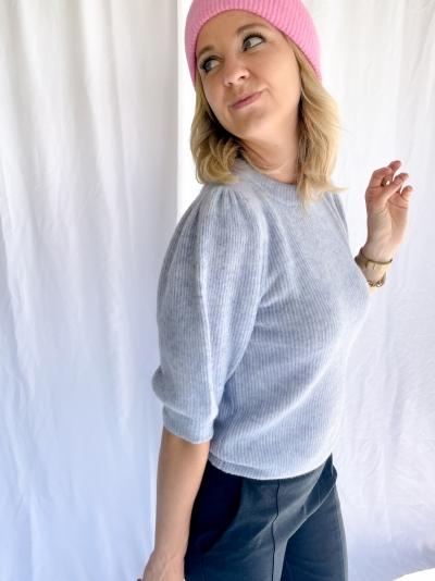Elsie kadence knit sunlight melang
