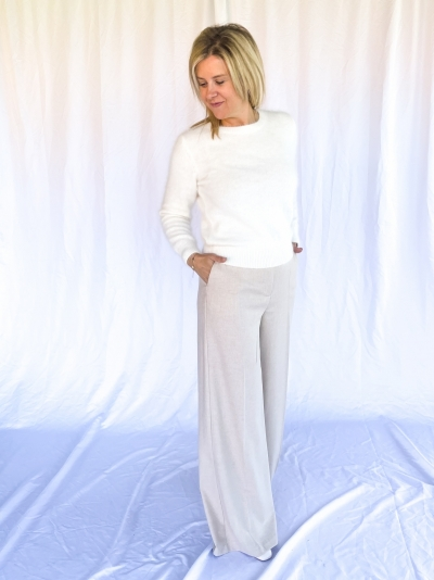 Mabel trousers ivory