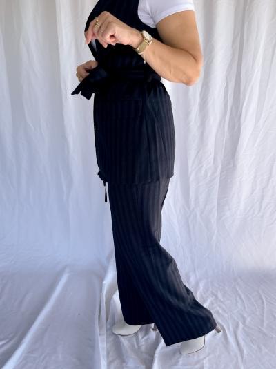 Susian trousers maritime blue