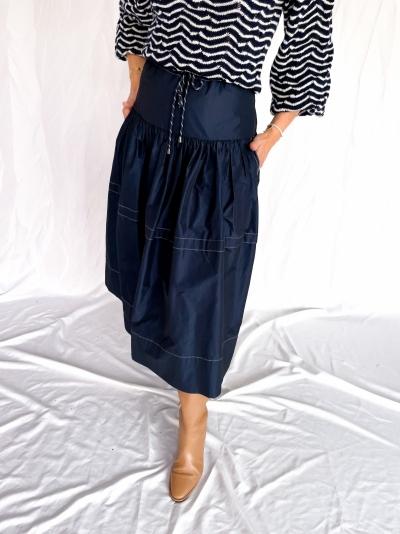 Calypso skirt logo
