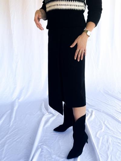 Sori rok flanel black