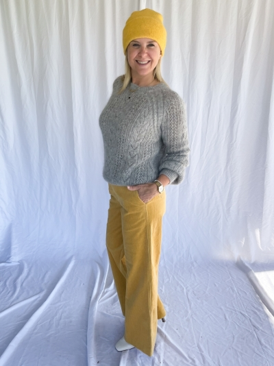 Collot trousers ochre