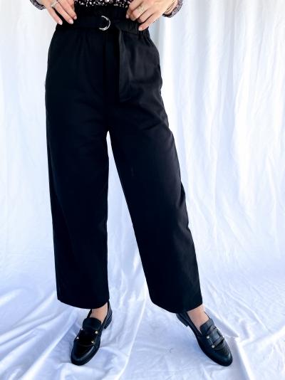 Aya trousers black
