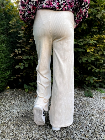 Alina pants winter white