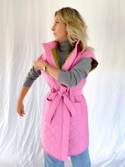 Maxine bodywarmer pink
