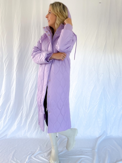 Sage coat lilac