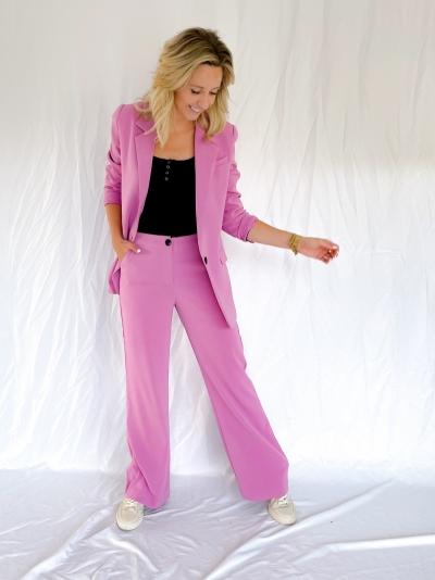 Solange pants pink