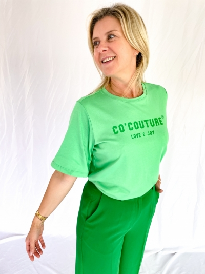 Coco tee green